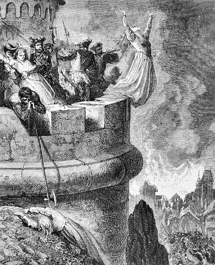 Masacrul waldesienilor din Merindol (Sursa)